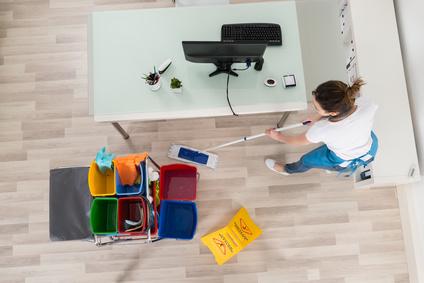 Optimal Reinigung Büroreinigung